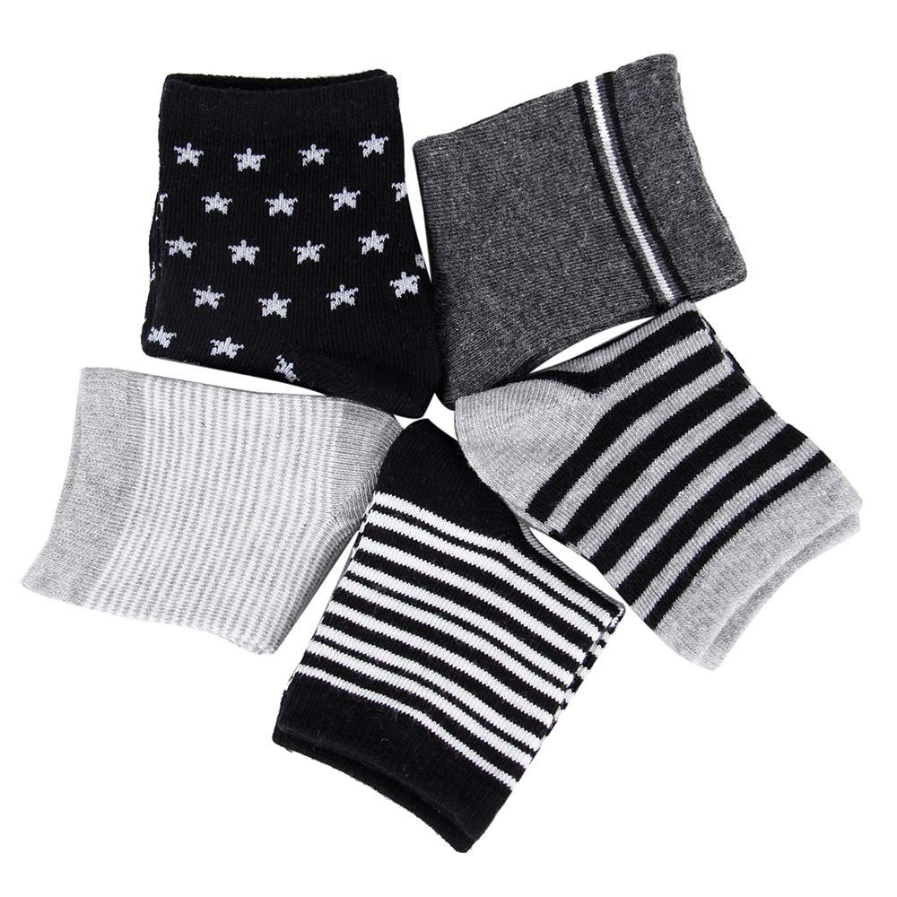 6-24 Months Non-Skid Socks With Grips Toddler Kids Boys Girls Fanatical Purchase 14 Pairs Baby Socks Anti Slip Ankle Socks