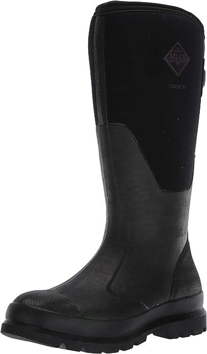 huge discount great fit best Amazon.com | Muck Boot Women's Chore Wide Calf Rain Boot | Boots