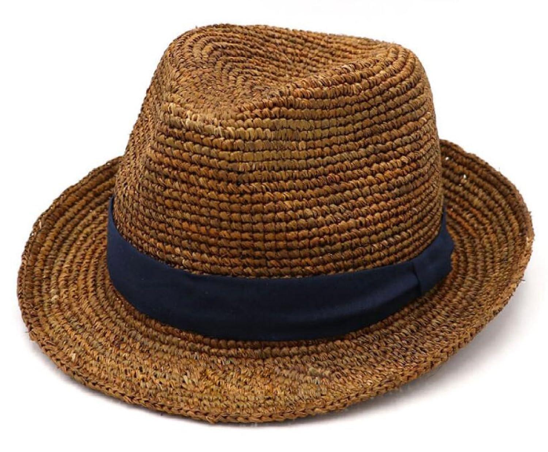 d9d4f2d261238 HAOXIAOZI Verano Sombrero De Paja Al Aire Libre Sombrero Para El Sol Playa  Día De Fiesta