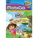 Vtech - MobiGo: Dora the Explorer Twins Day