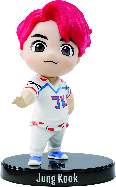 Amazon.com: BTS Mini muñeca, Jin, 3 pulgadas, Multicolor ...