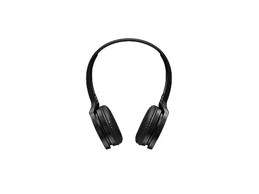 Panasonic RP-HF400BE-K Headphones (Black)