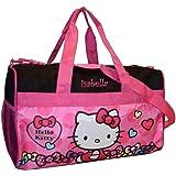 Amazon.com  Hello Kitty GO! Sports Duffel Bag (Model 1601)  Sports ... ad2bcb7f705c2