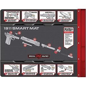 Real Avid Handgun Smart Mat – 19×16
