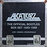 THE OFFICIAL BOOTLEG BOXSET 1983-1986: 6 DISC CLAMSHELL BOXSET