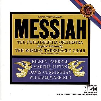 George frideric handel eugene ormandy the philadelphia orchestra handel messiah solutioingenieria Gallery