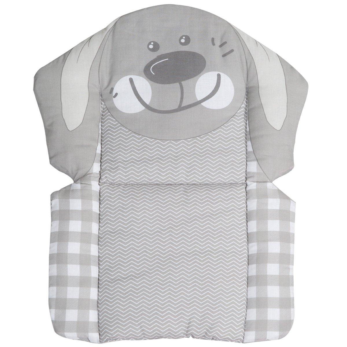 Sitzverkleinerer Hase weiche Polsterung wasserabweisend abwaschbar • Baby Hochstuhl Stuhl Sitz Kissen Auflage Kind H-Collection