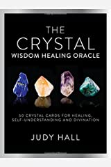 Crystal Wisdom Healing Oracle: 50 Oracle Cards for Healing, Self Understanding and Divination Cards