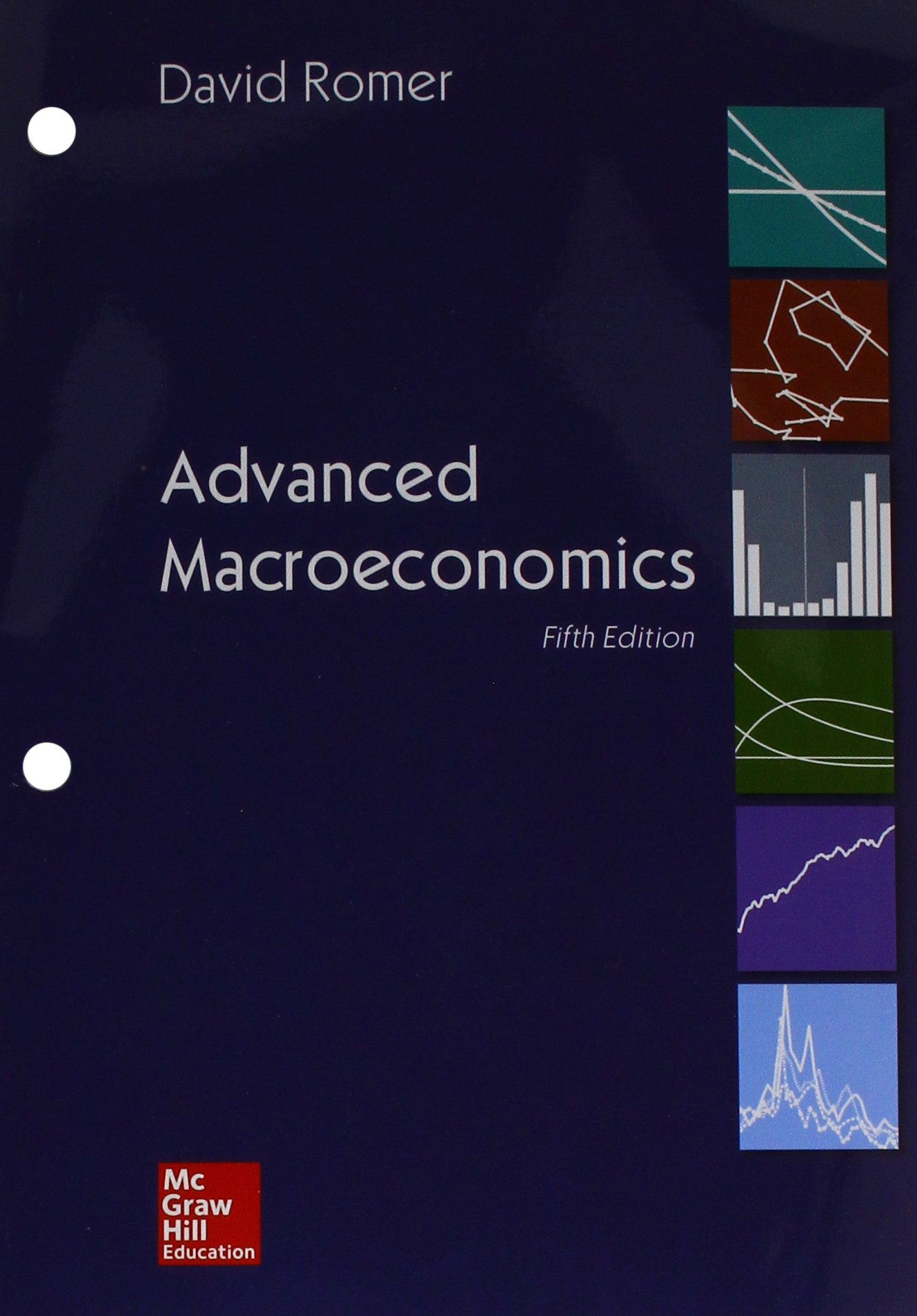Loose Leaf for Advanced Macroeconomics (The McGraw-Hill Series Economics):  Amazon.co.uk: Herman Royer Professor in Political Economy David Romer: ...