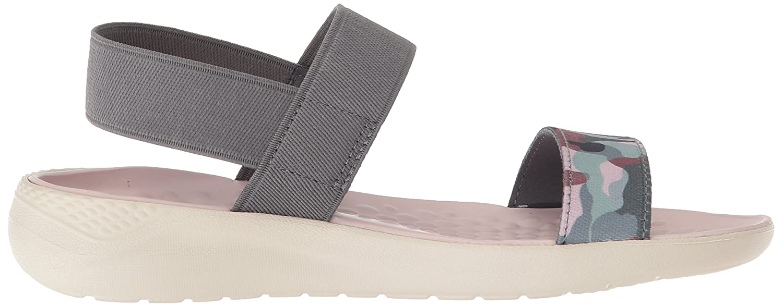 Crocs Women's LiteRide Graphic Sandal #205375 0E9