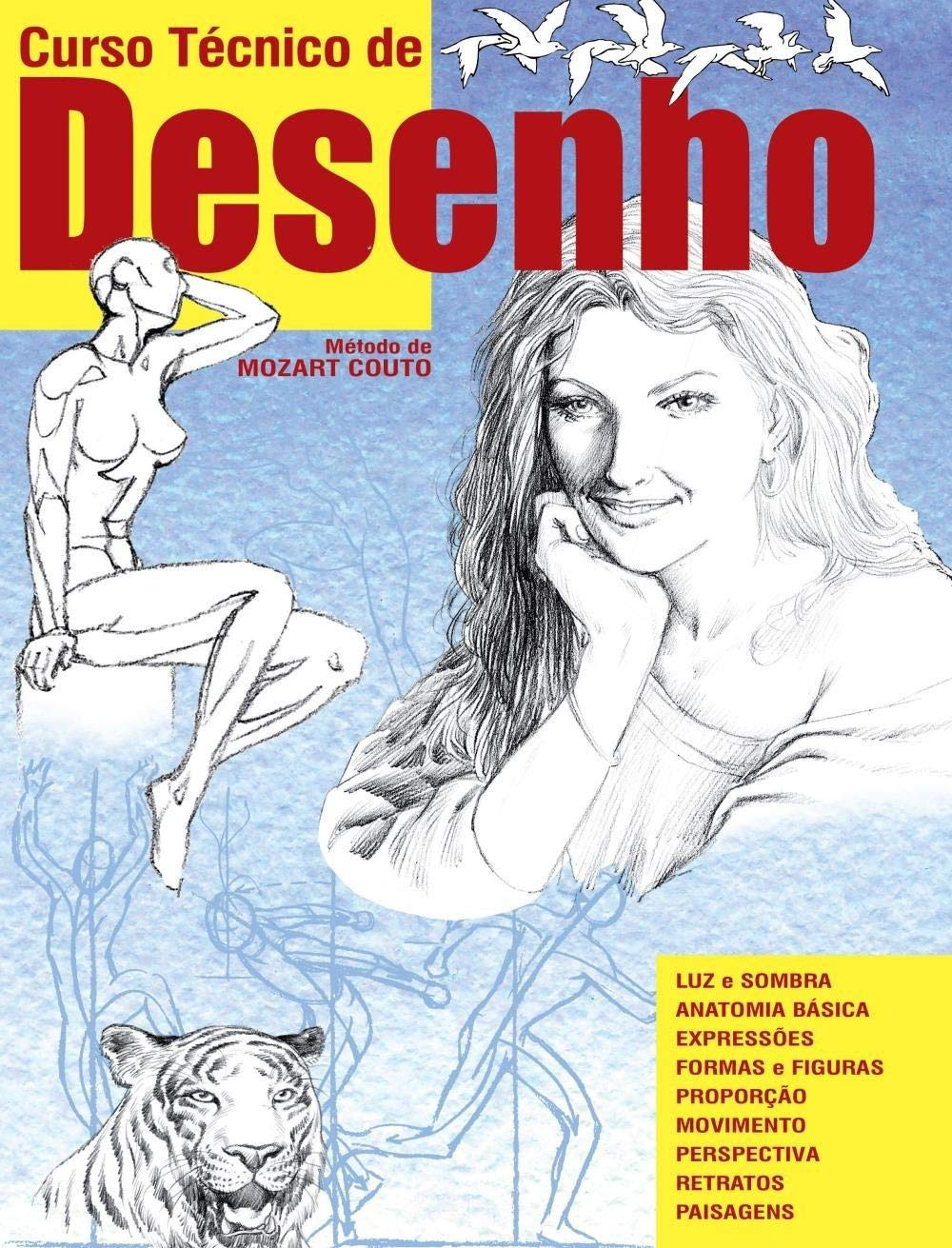 Curso Técnico de Desenho - 7897763476073 - Livros na Amazon Brasil