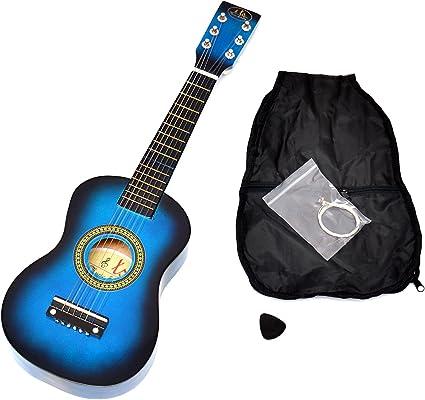 ts-ideen 5203 - Guitarra clásica 59 cm de madera, para niños a ...