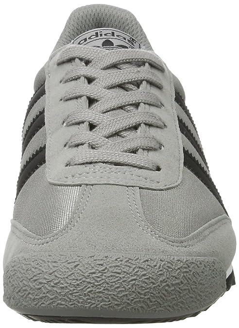 sports shoes a6891 250de adidas Originals Dragon OG, Sneakers Basses Homme, Gris (Ch Solid Grey Core  Black FTWR White), 49 1 3 EU  Amazon.fr  Chaussures et Sacs