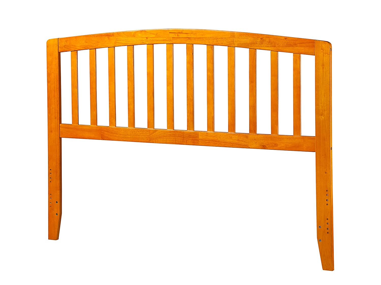 Atlantic Furniture Richmond Headboard, Queen, Antique Walnut R-188844