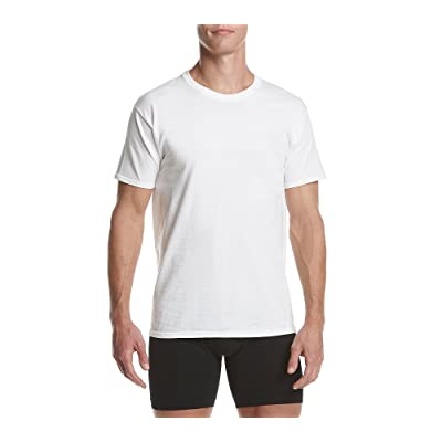 Hanes Ultimate Men's Sport Cotton with Wicking Crew 5-Pack at Amazon Men's Clothing store
