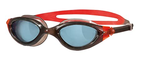 1bdafbc05b7c Zoggs Panorama Swim Goggles - Tinted Lens Clear Frame  Amazon.com.au ...