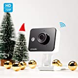 Amazon Price History for:Zmodo Mini WiFi 720p HD Wireless Indoor Home Video Security Camera Two-Way Audio