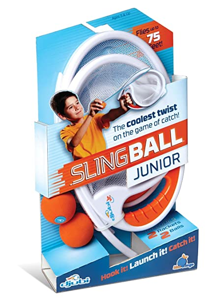 d8197061b7e Amazon.com: Djubi Junior - the Coolest Twist on the Game of Catch ...
