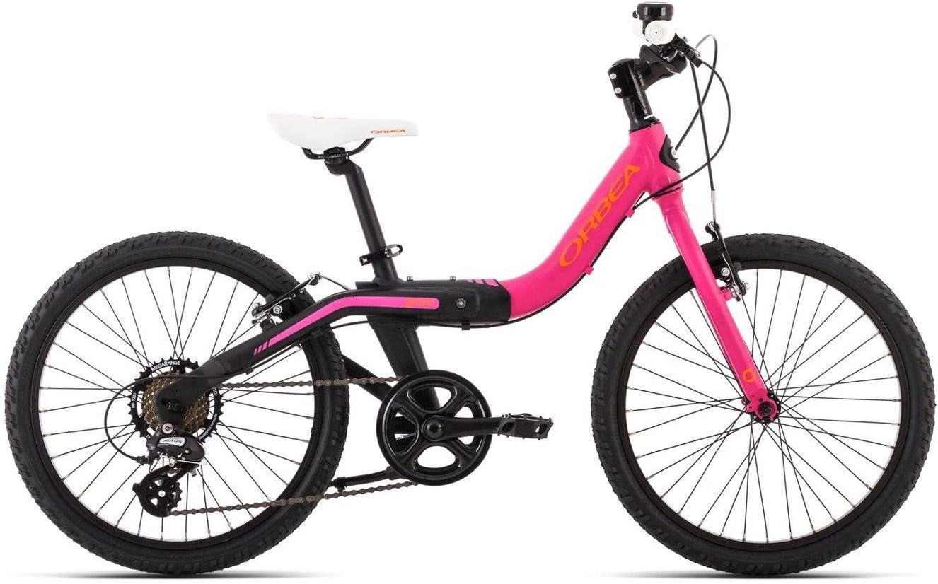 Grow{2} Orbea 7 V 15 1515 rosa negro para bicicleta infantil ...