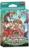 Yu-Gi-Oh! 44581 - Kartenspiele, Master of Pendulum Structure Deck, neutral