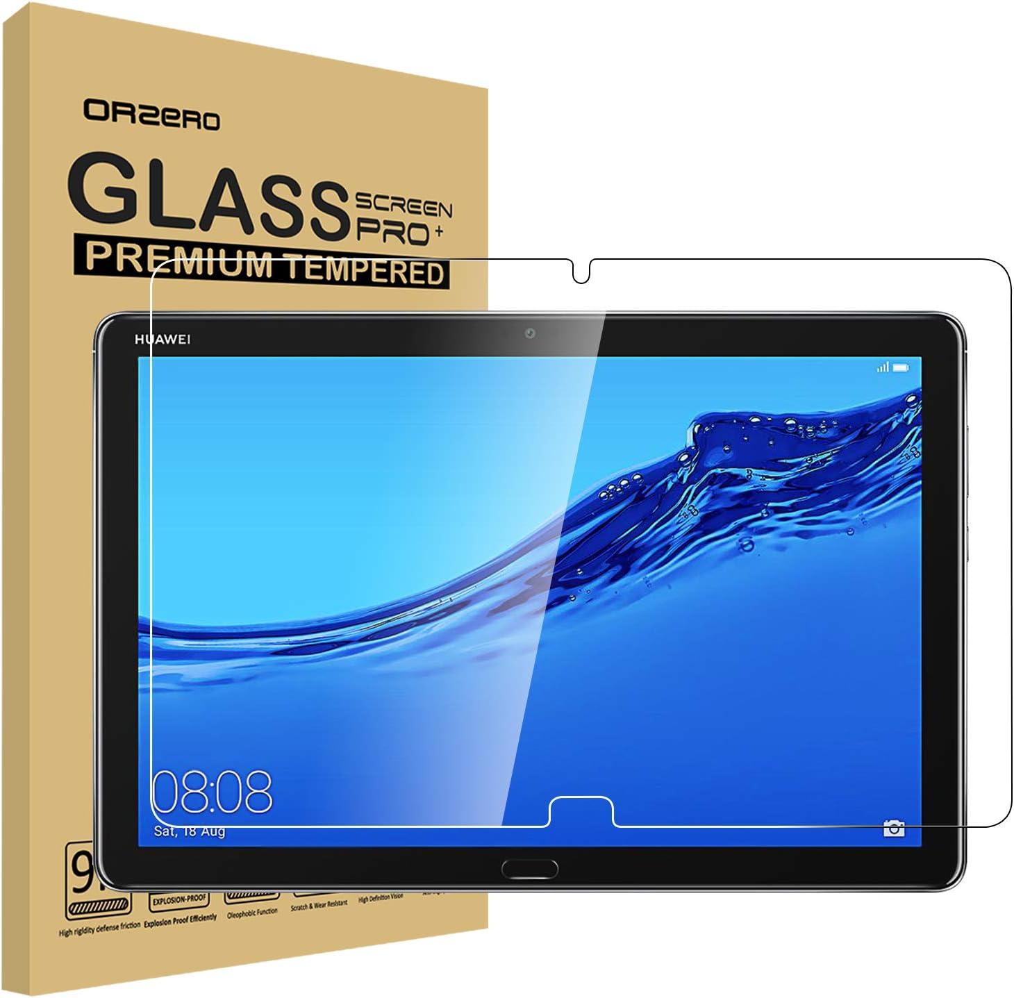 Vidrio templado Huawei MediaPad M5 Lite (2 unidades)