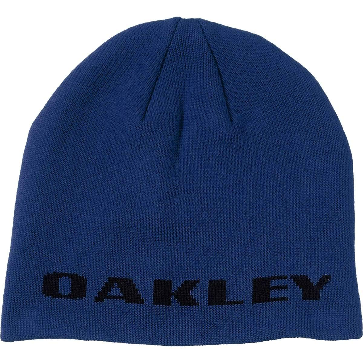Oakley Men's Rockslide Beanie Hats,One Size,Dark Blue