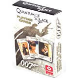 James Bond 007 Quantum Of Solace Card (20 Sheets)