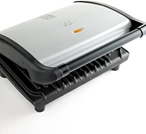 George Foreman GRV120 120-Inch Nonstick Countertop Grill