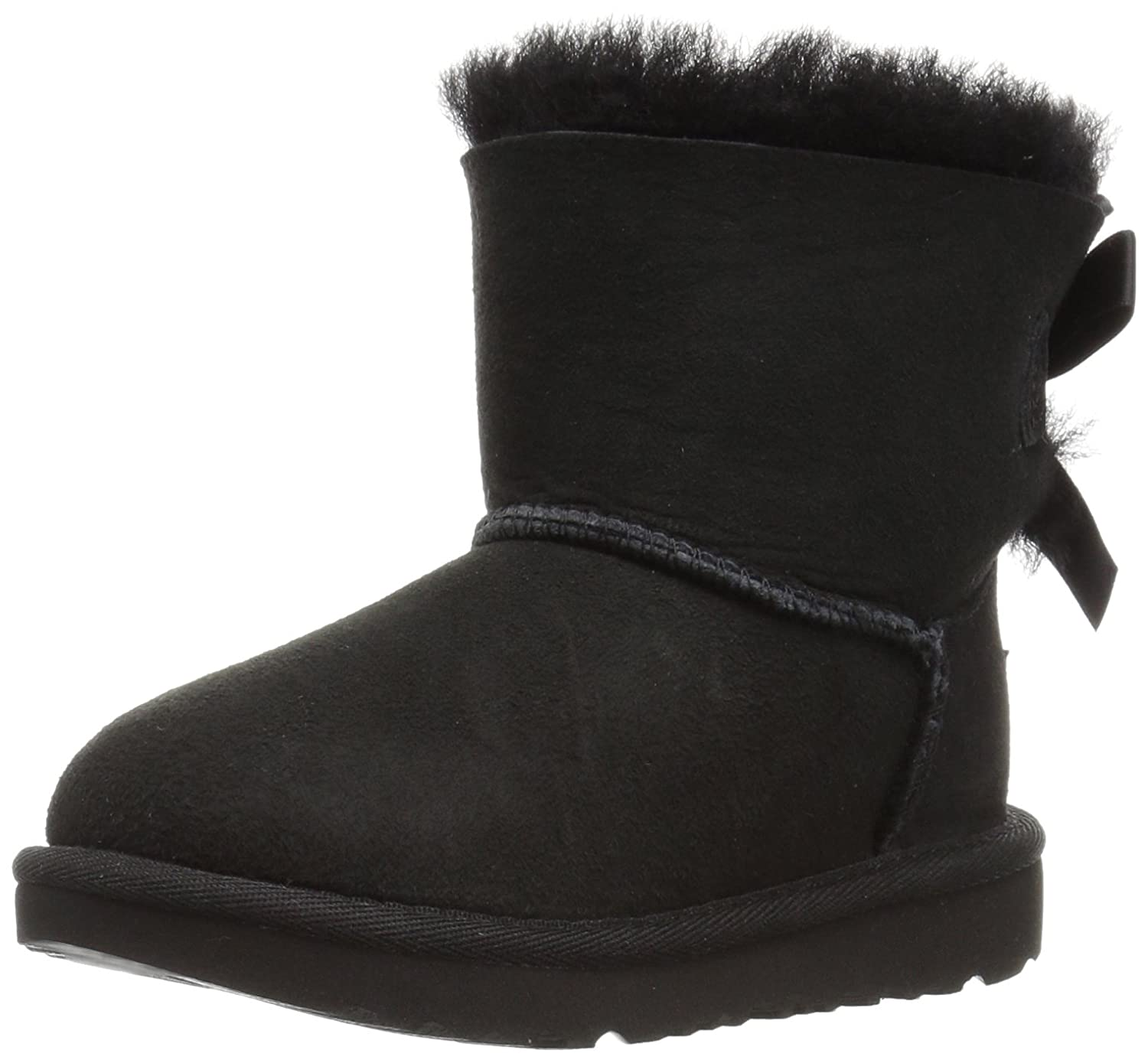 2145a8b7854 UGG Kids T Mini Bailey Bow II Pull-on Boot
