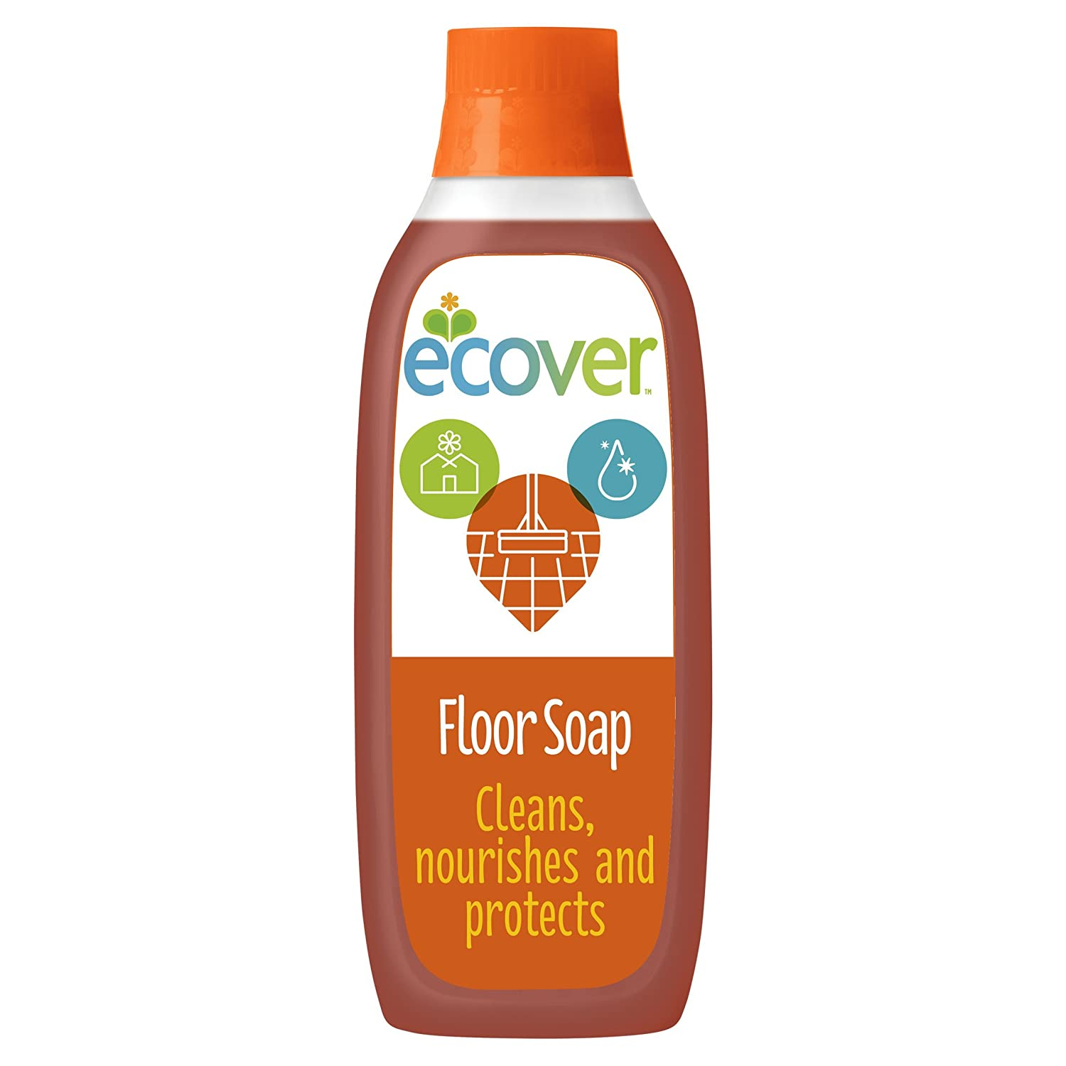 Ecover Conc. Floor Cleaner 1000ml ECO-3510