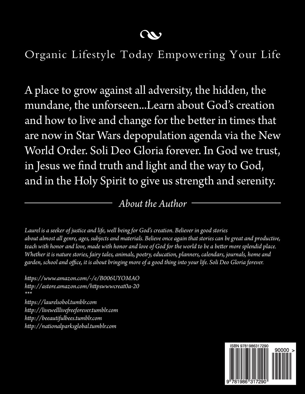 Organic Lifestyle Today Empowering Your Life (Empowering ...
