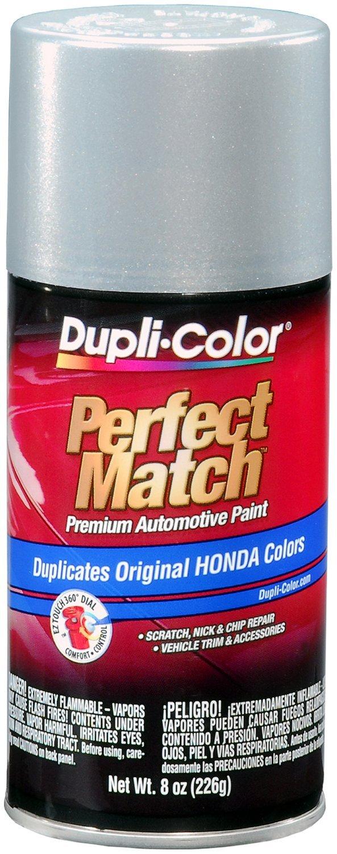 Dupli-Color EBHA09747 Starlight Silver Metallic Honda Perfect Match Automotive Paint - 8 oz. Aerosol