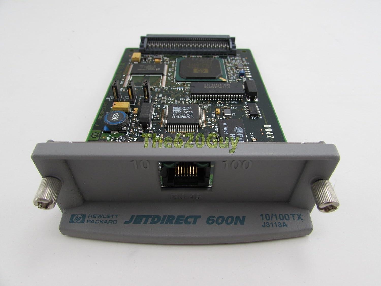 HP Ethernet JetDirect Card 600N J3113A