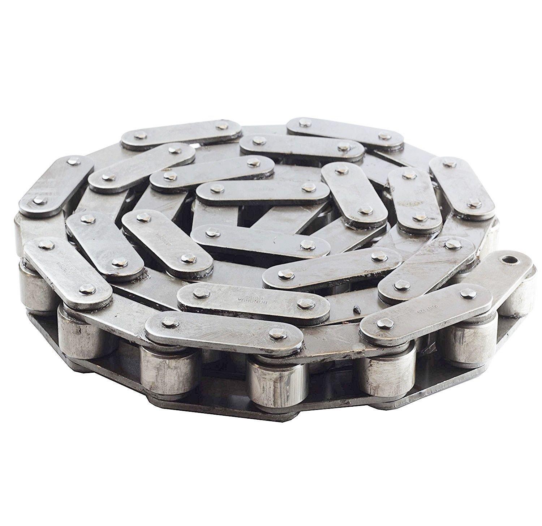 C2102HSS Stainless Steel Conveyor Chain 10 Feet Heavy Duty