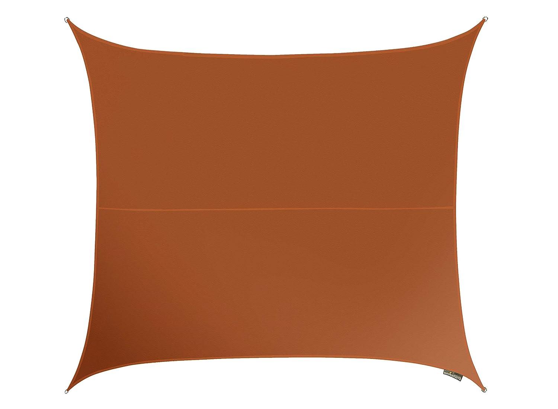 Kookaburra 5,0m x 4,0m Rechteck Terrakotta Gewebtes Sonnensegel (Wasserfest) (Wasserfest) (Wasserfest) 481b87