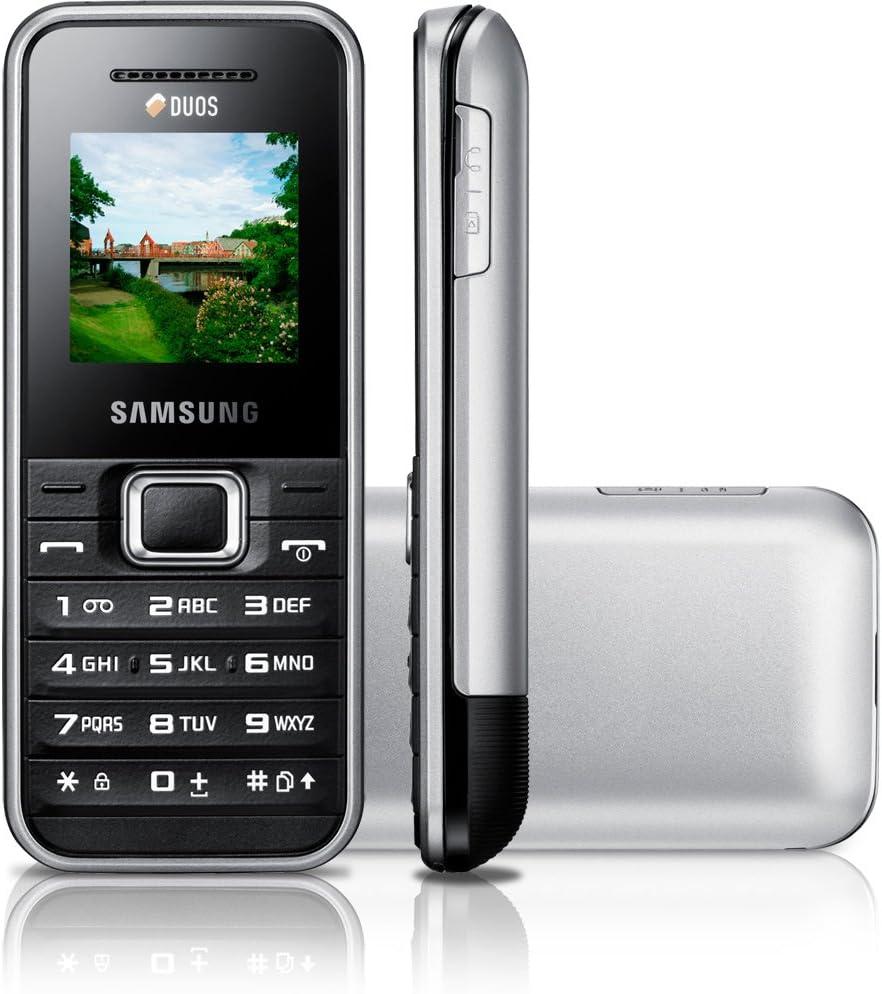 Samsung E1182 - Móvil libre (pantalla de 1,52