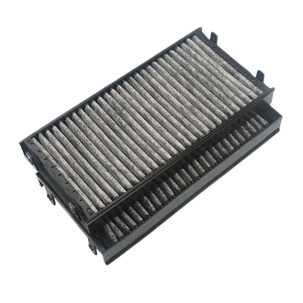 OxoxO Cabin Air Filter Set Replacement 64316945586 64119248294 64119248295 for BMW X5 E70 X6 E71 2008 2009 2010 2011 2012 2013 2014