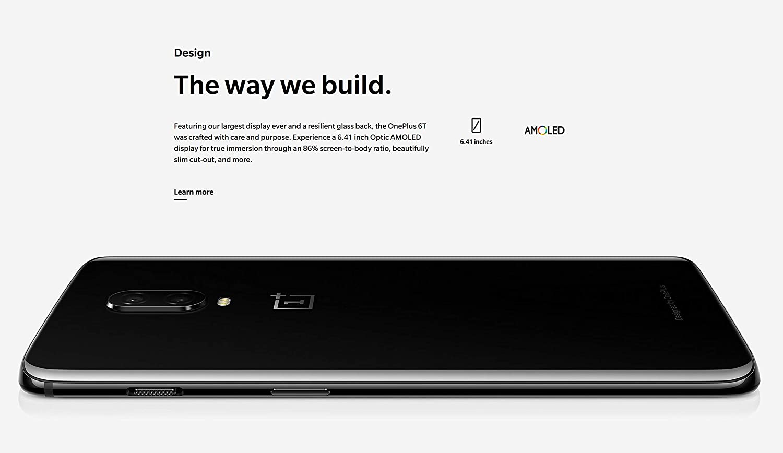 Loading Umidigi S3 Pro 6 3 Inch Android Oneplus 6T Camera
