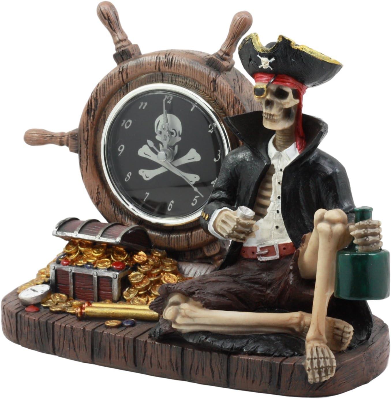 ebros embriaguez pirata Capitán Sparrow con su Ron esqueleto ...