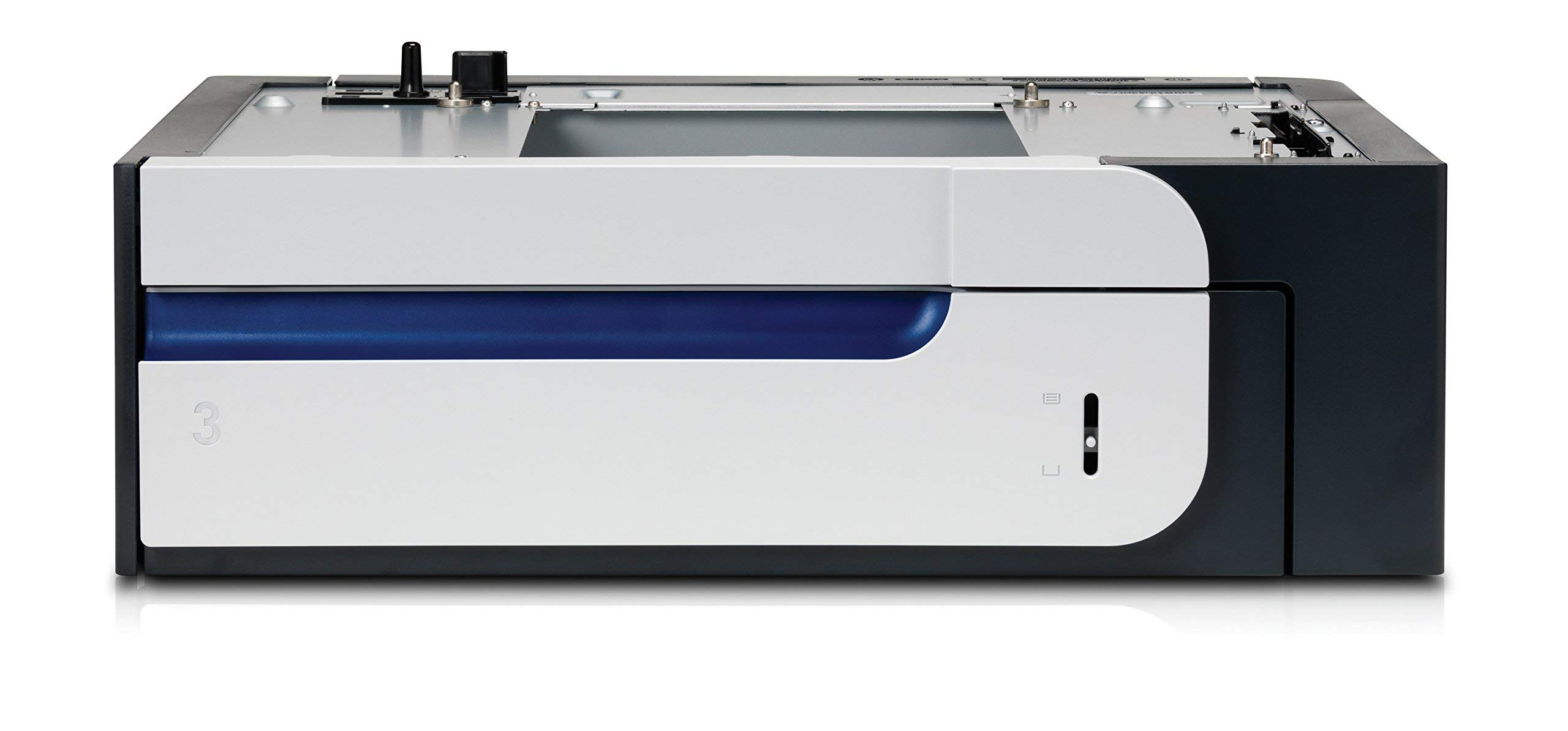 HP 669265-001 Heavy Media Paper Tray - Media tray - 500 sheets in 1 tray(s) - for Color LaserJet CM3530 MFP, CM3530fs MFP, CP3525, CP3525dn, CP3525n, CP3525x (Renewed) by HP (Image #1)