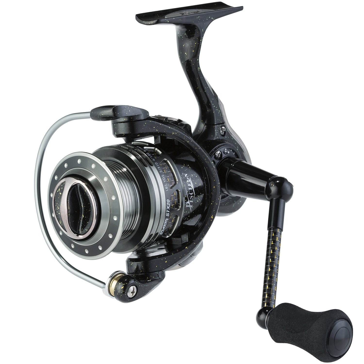 Piscifun Starry Spinning Reel Light Smooth Powerful Carbon ...