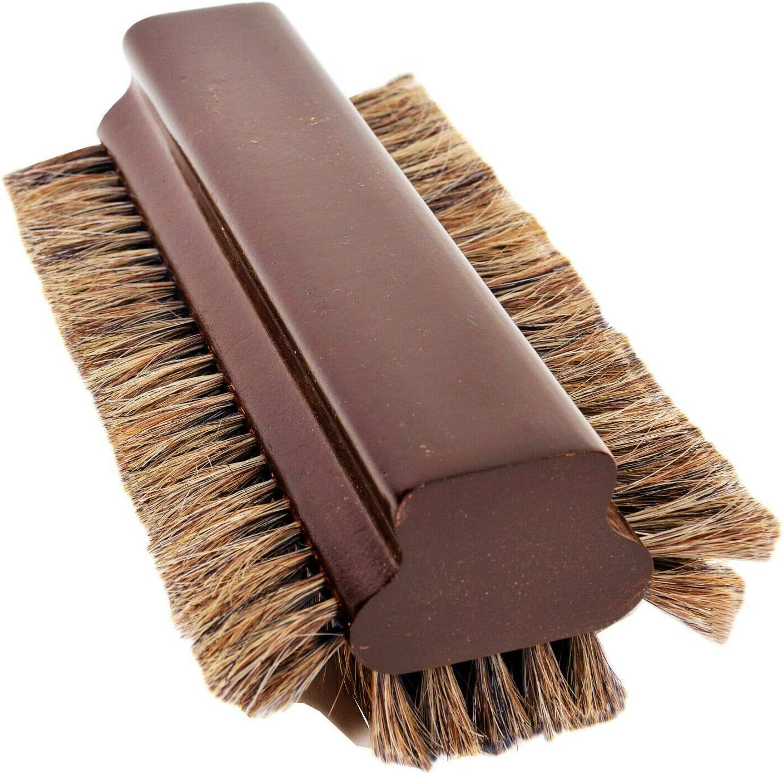 Kanizz Billiards Table Cleaning Tool Genuine Horsehair Wooden Brush 8 1//2 Pool Table Billiard Genuine 100/% Horsehair Brush Edge Brush Triple Strip Rail Brush Gentle for Table Cloth Mahogany