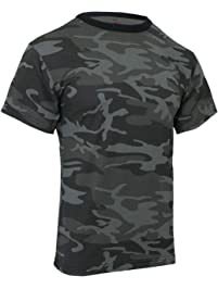 Rothco Colored Camo T-Shirts a9eb3e75db6