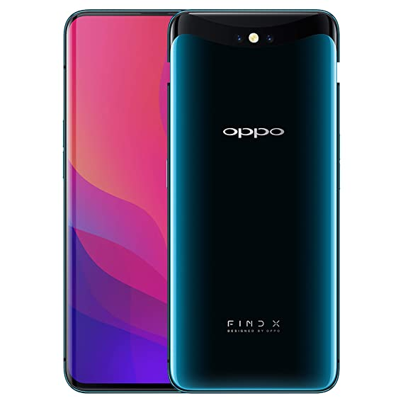9756be0d4ea Amazon.com  Oppo Find X Dual-SIM 256GB (GSM Only