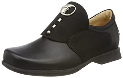new product 23675 9a6ea Think Pensa Damen Slipper