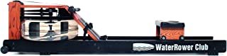 product image for WaterRower Club Rowing Machine in Ash Wood with S4 Monitor