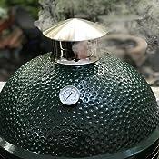 Amazon Com Smokeware Stainless Steel Vented Chimney Cap