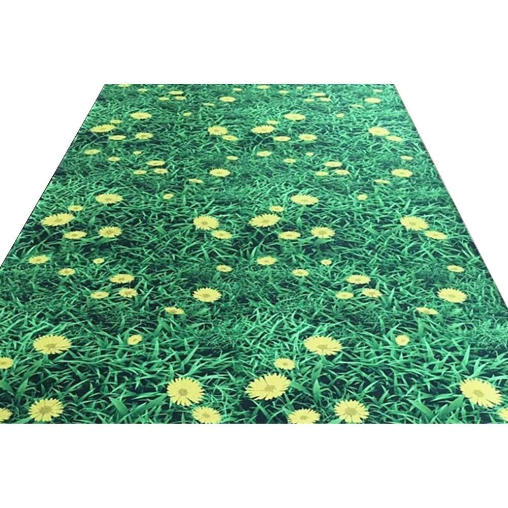 長方形クラシックホームアートラグファッションシンプルな多機能デザイングリーン非常に長い廊下ホールランナー狭い敷物カスタム長さ - 1メートルあたりの販売および価格(140 x 500 cm) (色 : 緑, サイズ さいず : 1.1*15m) B07R2J17WD 緑 1.1*15m