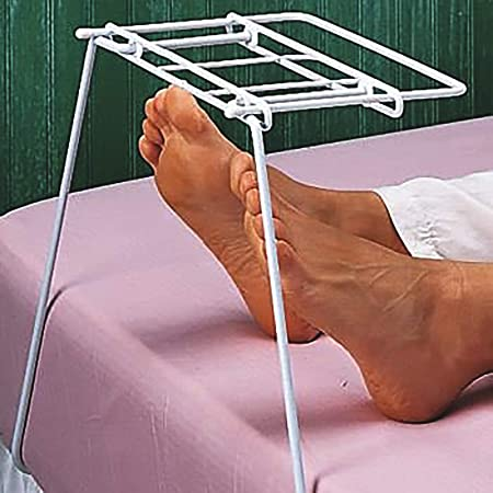 Sheet And Blanket Support Bed Quilt Duvet Leg Protector Cradle Lifts