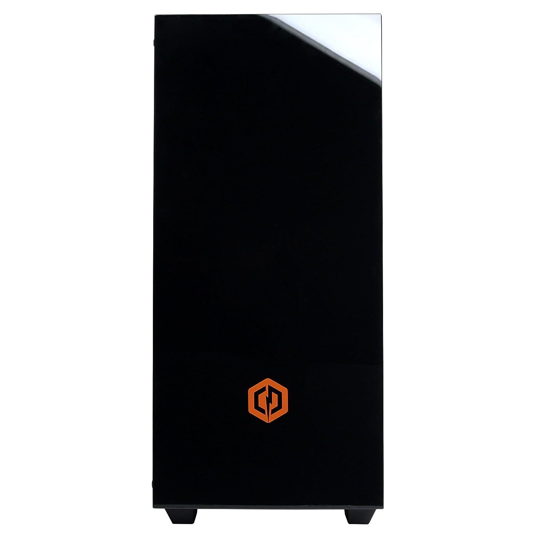 CYBERPOWERPC Gamer Supreme Liquid Cool SLC10200CPG Gaming PC Intel i9-9900K 3.6GHz, 16GB DDR4, NVIDIA GeForce RTX 2070 8GB, 1TB SSD, WiFi Win 10 Home Black